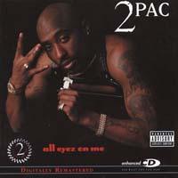 постер к альбому 2pac - All Eyez On Me (1996)