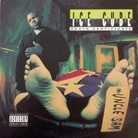 постер к альбому Ice Cube - Death Certificate (1991)