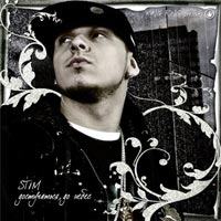 постер к альбому ST1M - Достучаться До Небес (2008)