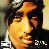 постер к альбому 2pac - Greatest Hits (1998)