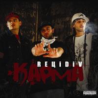 постер к альбому REЦiDiV - Карма (2008)