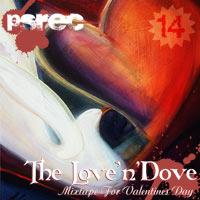 постер к альбому PSRec - Love'n'Dove (2008)
