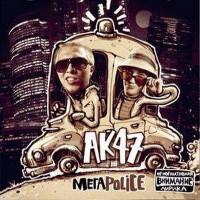 постер к альбому АК-47 - MegaPOLICE (Мегаполис) (2010)