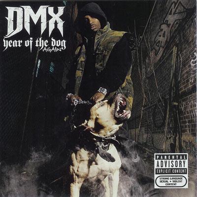 постер к альбому Year of The Dog Again