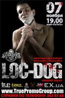 07.11.2010 Loc-Dog и DJ Shved в Киеве