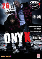 06.03.2010 ONYX в Киеве