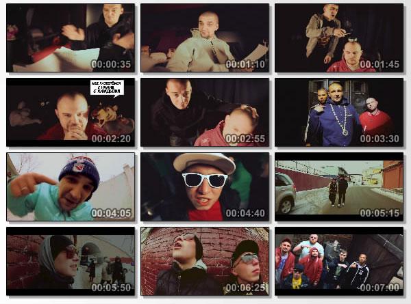 скриншоты Клип АК-47 (feat. Guf & Ноггано) - Тем, Кто С Нами