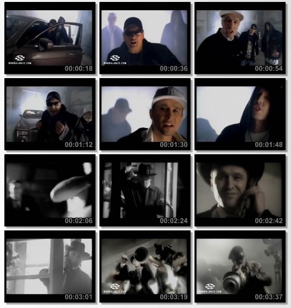 скриншоты Клип Bad Balance - Аль Капоне