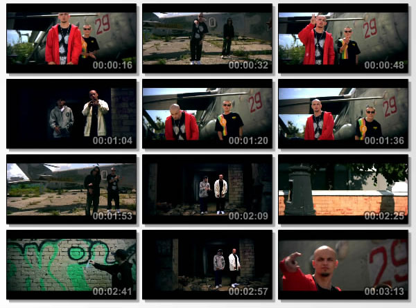 скриншоты Клип ST (feat. Guf) - По Другому